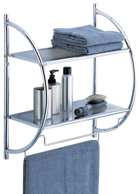 Bathroom Shelving Ideas For Towels 18 space saving ideas for your bathroom living in a shoebox