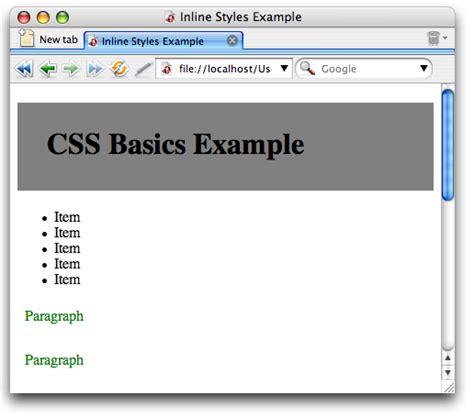 css tutorial link stylesheet css basics web education community group