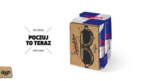 Goggle Redbull bull cardboard caign on behance