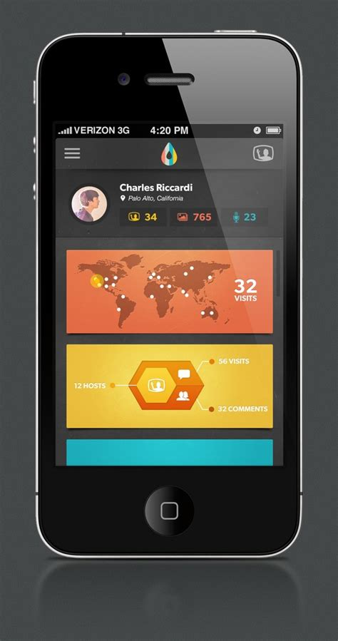 pattern iphone ui ultimate iphone ui designs collection you must see