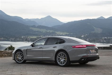 2017 Porsche Panamera Turbo Review Gtspirit
