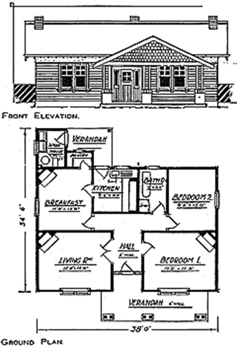 californian bungalow floor plans trentham tales the state bank californian bungalow and