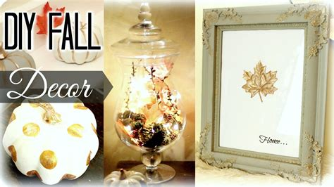 gold leaf home decor diy fall winter home decor framed rose gold leaf art
