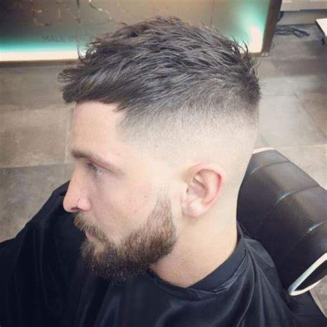 best mans head hairstyle top men s hair trends 2018 short cropped hair crop hair