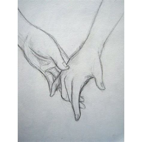 valentines  holding hands love drawing