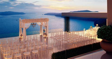 Weddings in Le Ciel Santorini Wedding & Event Venue ? Le
