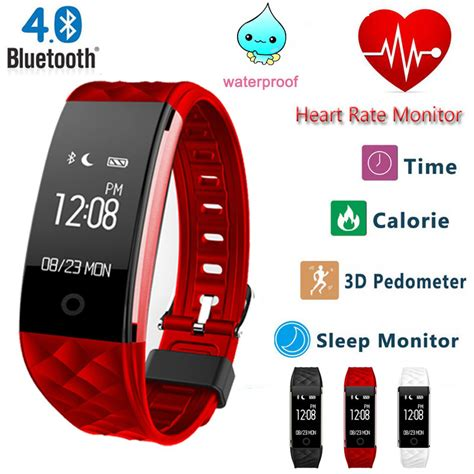 S2 Smart Band s2 bluetooth smart band wristband rate monitor ip67