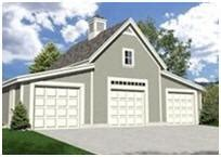 free 3 car garage plans download free 3 car detached garage plans plans free