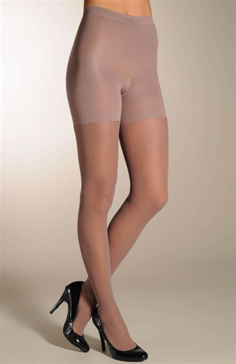 patterned tights control top spanx patterned tight end tights xoxo 958 spanx hosiery