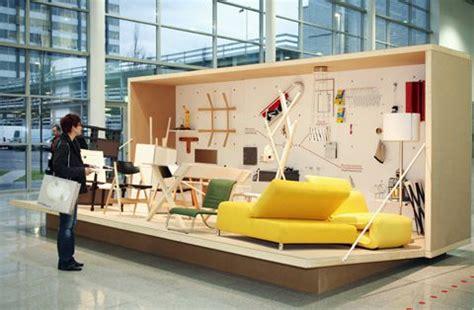 Furniture Pop Up Store by Auf Der Suche Nach Dem Deutschen Design Retail Design