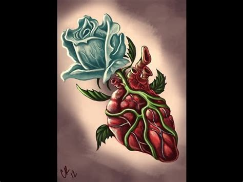 photoshop tattoo design design painting in photoshop