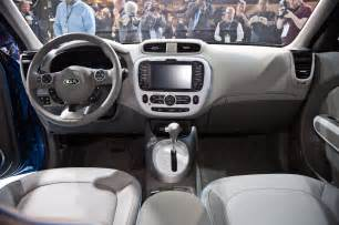 Kia Soul Inside 2015 Kia Soul Ev Interior 02 Photo 12