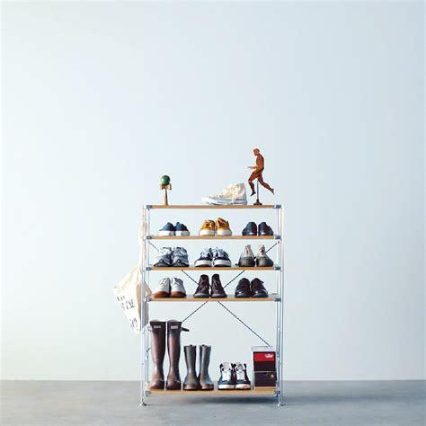 muji shoe storage news muji