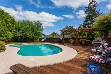 best backyard pools best swimming pool east bay real estate a fresh approach