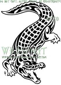 saltwater crocodile tattoo by wildspiritwolf on deviantart