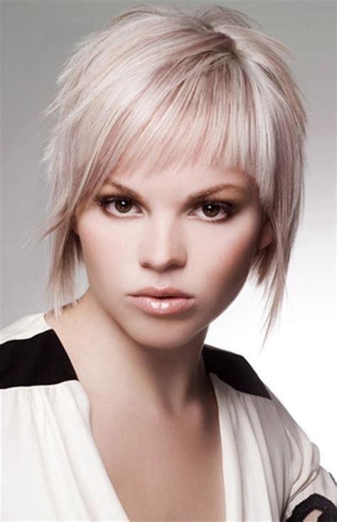 how to cut a choppy bob blunt choppy hairstyles newhairstylesformen2014 com