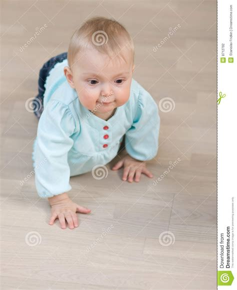 Baby Floor by Baby On Floor Stock Photography Image 8712792