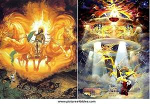 Revelation 11 12 and they heard a loud voice from heaven saying to