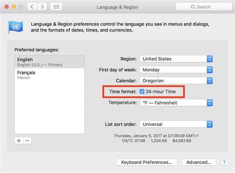 format clock adalah cara mengubah aplikasi kalender menjadi format jam 24 jam
