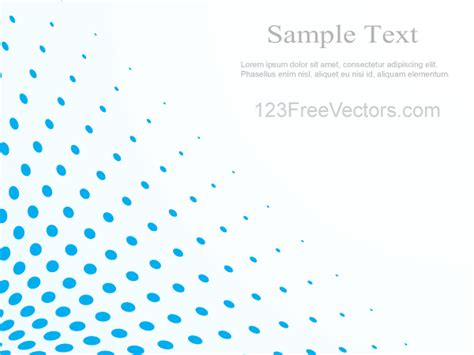 pattern background illustrator free blue halftone dot pattern background vector illustrator