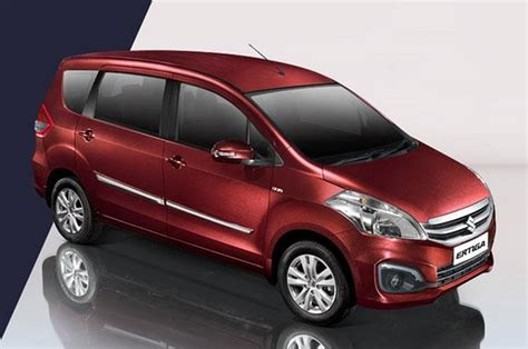 maruti ertiga limited edition launched in india at rs 7 85