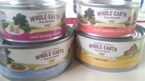 whole earth food reviews whole earth farms canned cat food review