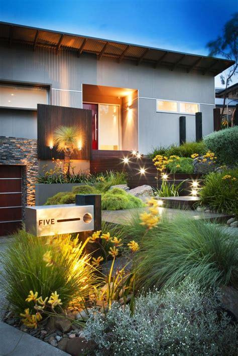 modern front yard designs  ideas renoguide