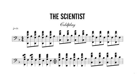 download mp3 coldplay the scientist acoustic partitura coldplay the scientist clases de produccion