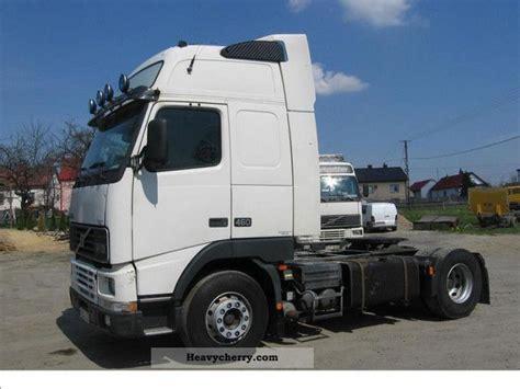 volvo tractor trailer volvo volvo fh12 460 2000 standard tractor trailer unit