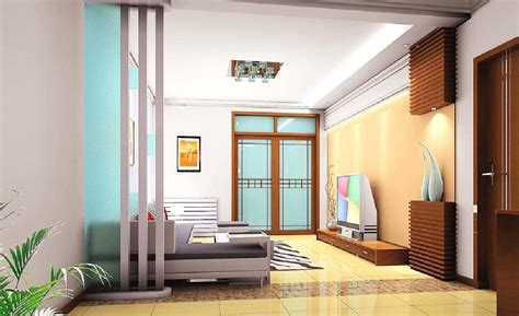 partition design ideas for minimalist living room
