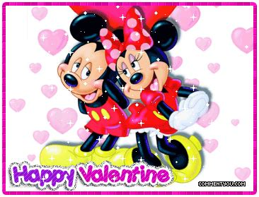 mickey mouse valentines day disney wallpapers animated