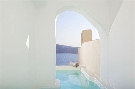 River Pool Suite Canaves Oia Santorini » Home Design 2017