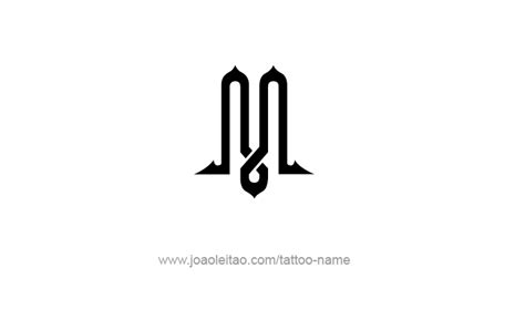 tattoo designs m m 1000 numeral designs tattoos with names