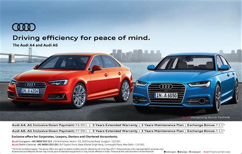 Audi Ad Audi Print Ad 2017