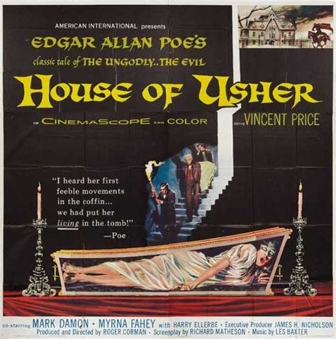house of usher movie 1930s horror