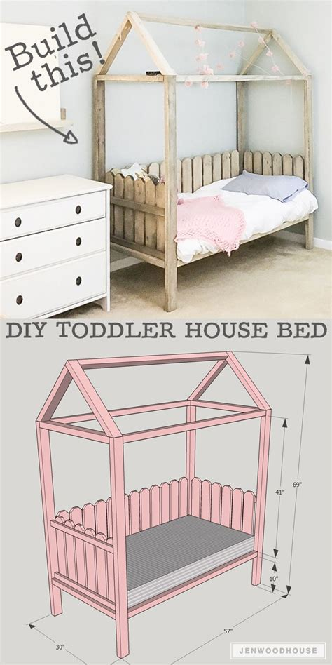 how to build a toddler bed decor diy inspiration how to build a diy toddler house