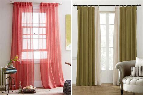 visillos y cortinas claves para decorar con cortinas en tu hogar