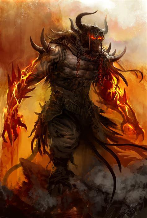 imagenes seres oscuros demonios del poder arcano i shadow world