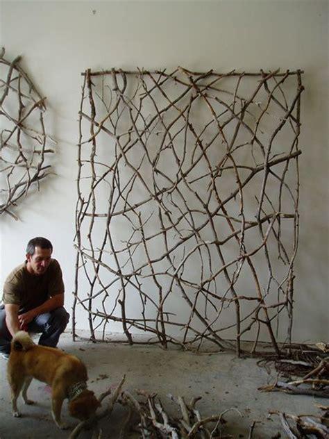 Trellis Art Stick Art Would Make A Killer Trellis Garden Magic
