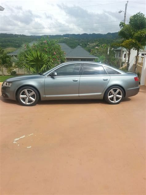 2009 audi a6 s line audi a6 s line 2009 for sale in manchester jamaica for