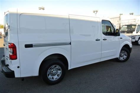 Nissan Transit by Purchase Used Nissan Nv 2500 V6 Cargo Plumber
