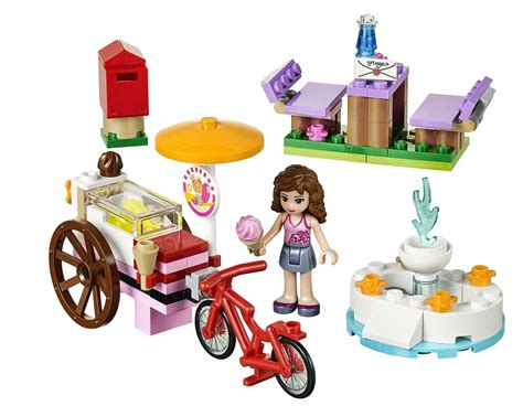 Lego 41030 Friends Olivias Bike lego friends 41030 s bike set sets