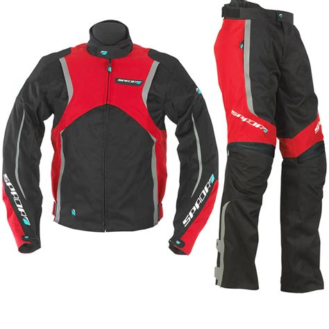 motorcycle clothes spada tornado 2 jacket trousers motorcycle