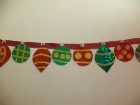 sparkling paper ornaments banner allfreechristmascrafts com