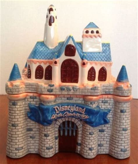 Disneyland Ceramic Castle Tea Pot - world of miniature bears rabbit 5 quot mini mohair bunny