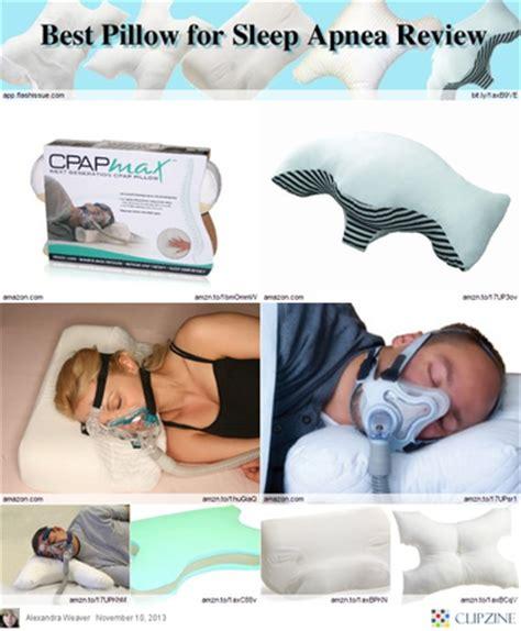 Best Mattress Sleep Apnea by Best Pillow For Sleep Apnea Review A Listly List
