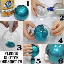 35 spectacularly easy diy ornaments for your christmas