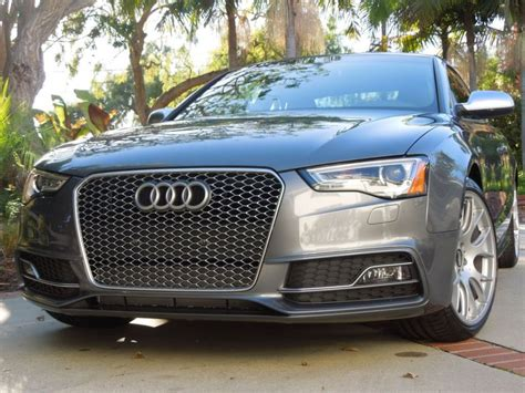 Audi Rs5 Grill by Rs5 Grill Installed On 2013 S5