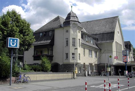 Kleines Theater Bad Godesberg by Station Bonn Bad Godesberg