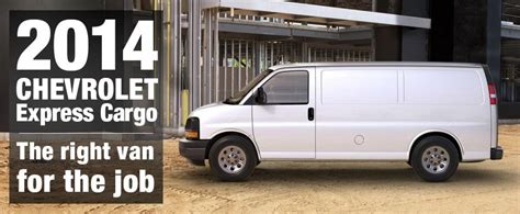 2014 chevrolet express cargo 2014 chevrolet express cargo information and photos